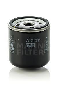 W71221 Фильтр масляный CHRYSLER NEON/VOYAGER 1.8-3.3 84-