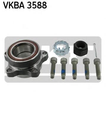 VKBA3588 Подшипник ступ. FORD TRANSIT 00-06 пер.