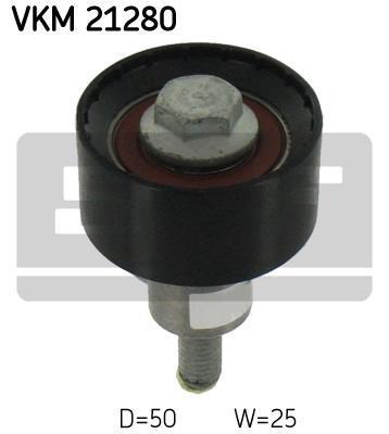 VKM21280 Ролик ремня ГРМ VAG 1.0-1.4 11-