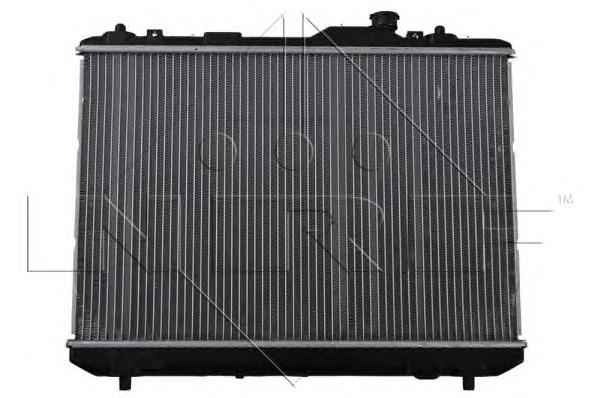 53582 Радиатор SUZ Swift 1,3-1,5 05-