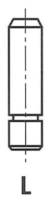 g11319 Направляющая втулка клапана
