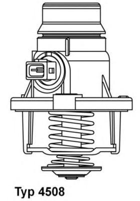 4508105D Термостат BMW E53/E60/E70/E71/F01-F04 3.5-6.0 01-