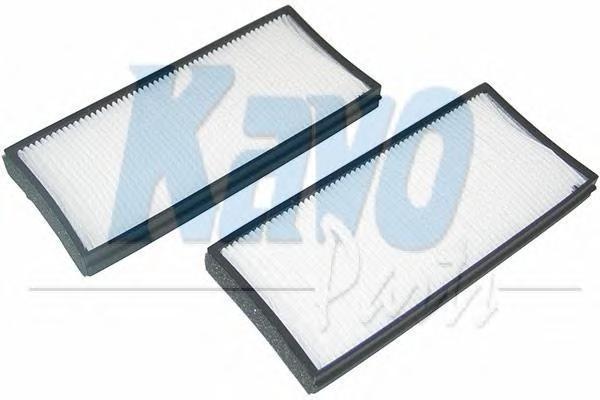 KC6103 Фильтр салона KIA RIO 00- (упак.2шт.)
