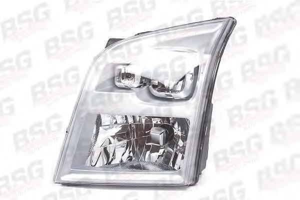 BSG30800016 Фара левая -H4 под корректор / FORD Transit 06~