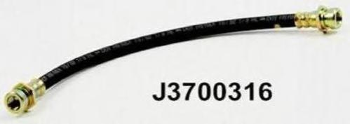 J3700316 Шланг тормозной KIA KLARUS 95- задний внутр. левый/правый