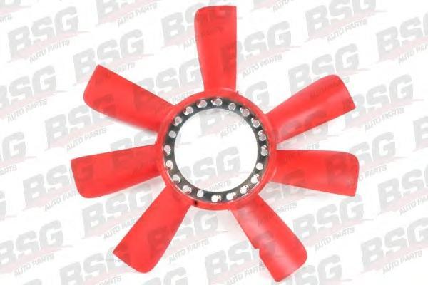 BSG30515001 Крыльчатка вентилятора радиатора-красная / FORD Transit 2.5 Diz 85~