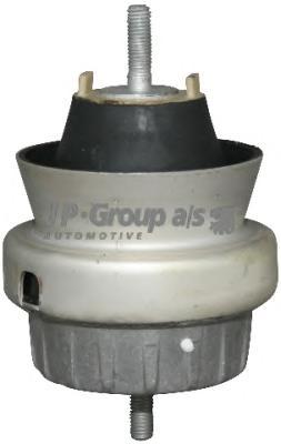 1117907670 Опора двигателя левая / AUDI A4,A6 2.0 (BPJ,BYK) TFSI 05~