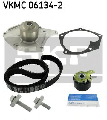 VKMC061342 Комплект ГРМ с водяным насосом DACIA: LOGAN 1.5 dCi/1.5 dCi/1.5 dCi 04-, LOGAN EXPRESS 1.5 dCi/1.5 dCi 09-, LOGAN MCV