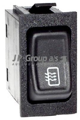 1196401000 Кнопка обогрева заднего стекла / VW Passat 73~88