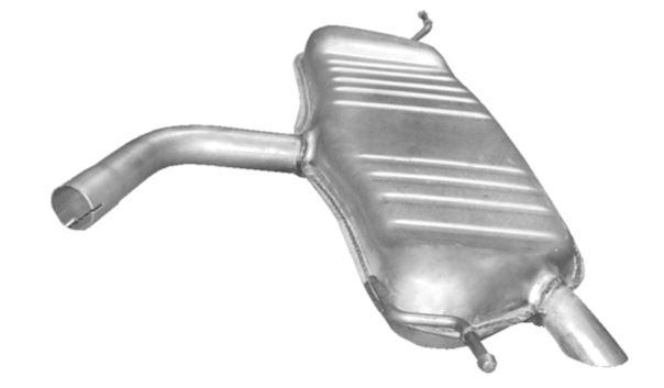 30616 Глушитель задн часть VW: GOLF V, GOLF V PLUS 1.6/1.6FSI