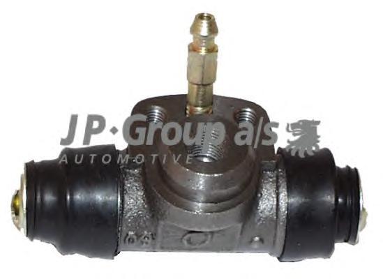 1161300400 Цилиндр тормозной задний (14,29 мм) / AUDI,VW 73~