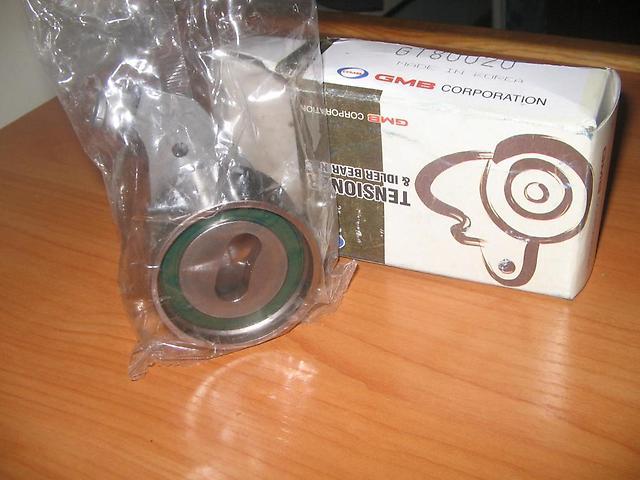 GT80020 Ролик ГРМ TOYOTA AVENSIS 2.0 97- /CAMRY 96- /CARINA E