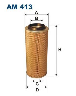 AM413 Фильтр воздушный