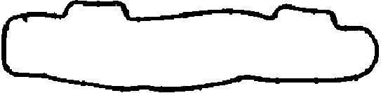 026657H Прокладка клап. крышки PSA C3 1.4/1.6