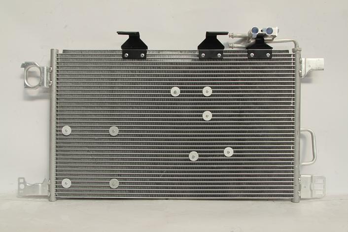 104857c Радиатор  кондиционера