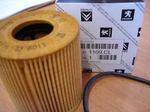 1109CL Фильтр масл EW/DW12/PUMA