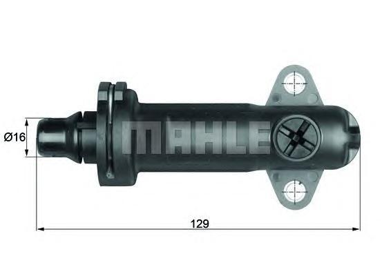TE270 Термостат BMW E39/E65 3.0D/4.0D 98-