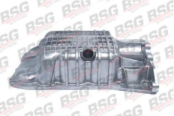 BSG30160002 Поддон картера двигателя / FORD Fiesta-IV/V,Focus-I/II,Fusion,Puma;MAZDA-2 1.25/1.4