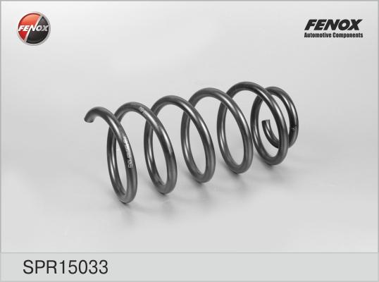 SPR15033 ПРУЖИНА ПОДВЕСКИ задняя Opel Corsa D 06- 1.0, 1.2, 1.4