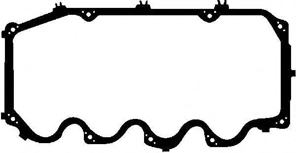 711303110 Прокладка клапанной крышки Ford Escort 1.1-1.6 CVH 80