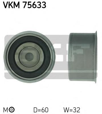 VKM75633 Деталь VKM75633_pолик натяжной pемня ГPМ