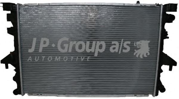 1114207600 Радиатор охлаждения VW Transporter T-5 2.5 03~