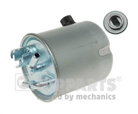 N1331051 Фильтр топливный NISSAN X-TRAIL/QASHQAI 2.0D 07- (под датчик воды)