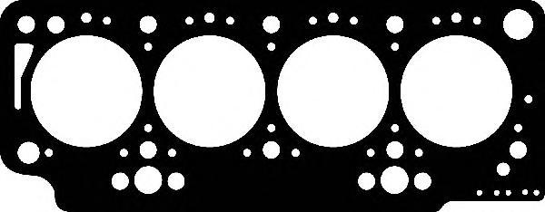 414319p Прокладка ГБЦ MITS CARISMA OPL ARENA REN 19 KANGOO CLIO MEGANE VOL 440 S40 1.9D TD 91- (2 насечки)