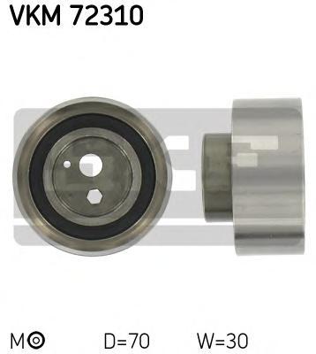 VKM72310 Ролик натяжной ремня ГРМ Nissan Primera/Almera 2.0D CD20 90