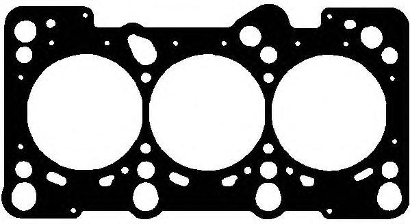 212410 Прокладка ГБЦ Audi A4/A6 2.4/2.7 V6 30V 97 (x2)