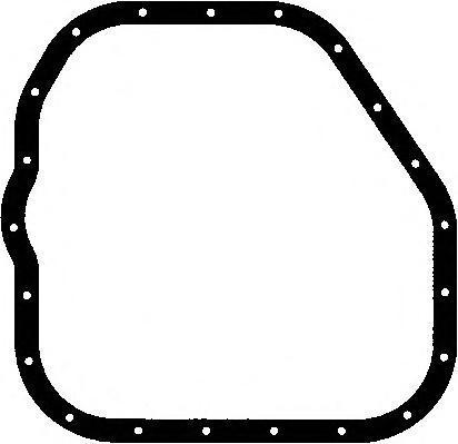 827399 Прокладка поддона двиг. MERCEDES-BENZ M119 4,2/5,0 91-99