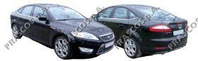 FD1101051 Бампер задний под покраску / FORD Mondeo IV ( Sedan ) 07~