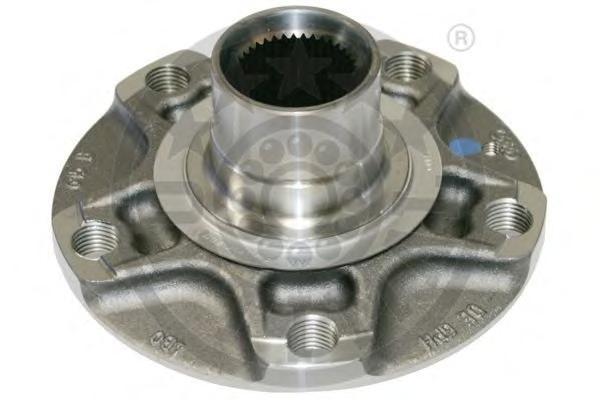 04p377 Ступица колеса AUDI A4/A6 01-08 пер.