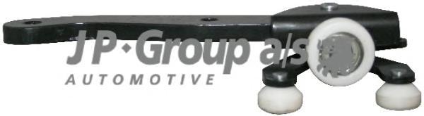 1188600980 Направляющая ролика для сдвижной двери VW T5 (W/CHILD SAFETY CATCH)