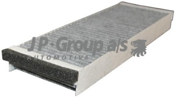 1128102500 Фильтр вентиляции салона угольный / AUDI A6 05~
