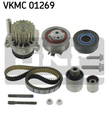 VKMC01269 Комплект ремня ГРМ VAG 1.2D/1.6D/2.0D 05- (с помпой)