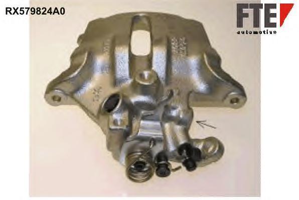 RX579824A0 Суппорт тормозной Fr R PSA C5 1.6-2.0 01- восст.