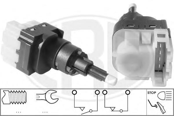330545 Выключатель стоп-сигнала VAG