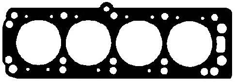 645842 Прокладка ГБЦ OPEL ASTRA F/VECTRA B 1.8 C18XE/X18XE 94-