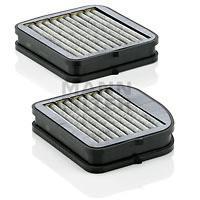 CUK220002 Фильтр салона MB W210/W220 угольный (упак.2шт.)