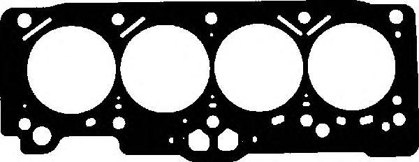 0052885 Прокладка ГБЦ TOYOTA AVENSIS,CARINA E,COROLLA 1.6L mot.4A-FE  92-00