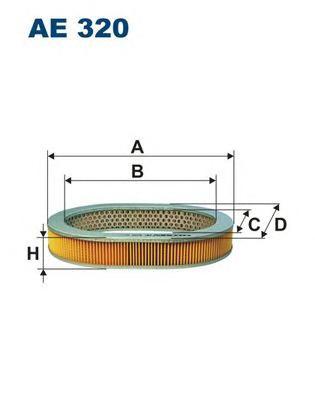 ae320 Воздушный фильтр