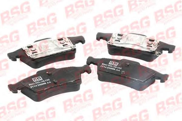 BSG30200010 Колодки тормозные дисковые задние / FORD Transit Connect 05/02~; OPEL Vectra-C,Signum