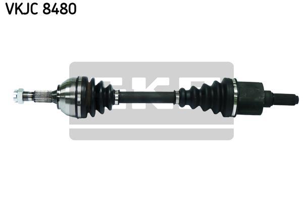 vkjc8480 Привод в сборе левый C5