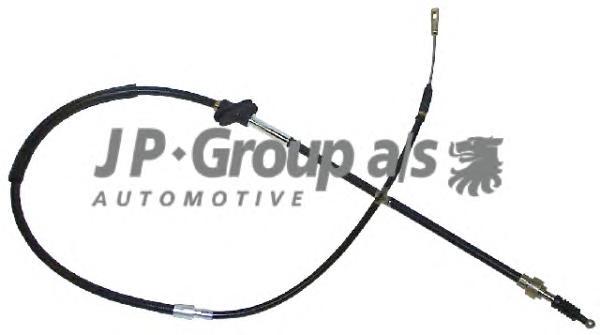 1170304300 Трос ручного тормоза / AUDI 100 2.0-2.8  90~94