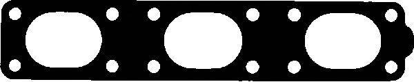 X5164401 Прокладка выпуск.колл BMW 2,0-2,8 2шт треб