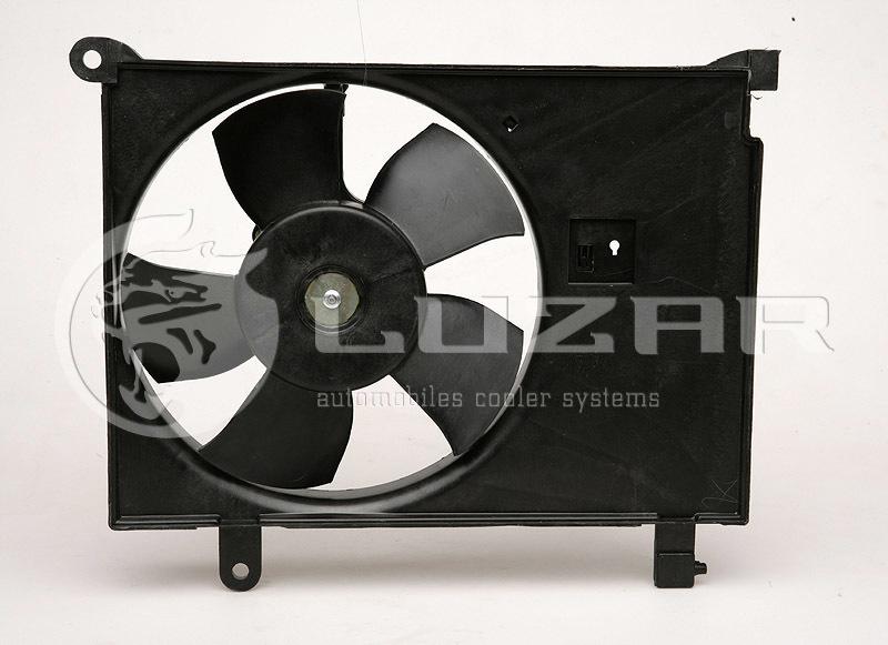 LFC0580 Вентилятор радиатора CHEVROLET LANOS