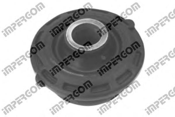 1600 Сайлентблок передн нижнего рычага передней оси CITROEN: C2 03-, C3 02-, PEUGEOT: 1007 05-