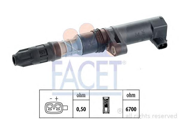 96332 Катушка зажигания DACIA: LOGAN 1.6 16V (LS0M) 04-, LOGAN MCV 1.6 16V 07-  NISSAN: KUBISTAR (X76) 1.6 16V 03-, PRIMASTAR Va