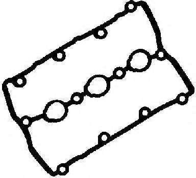 713518700 Прокладка клапанной крышки Audi A4/A6/A8 3.0 00 (2)